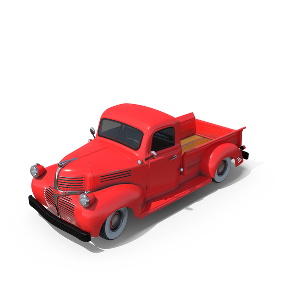 1947 Dodge Pickup PNG & PSD Images
