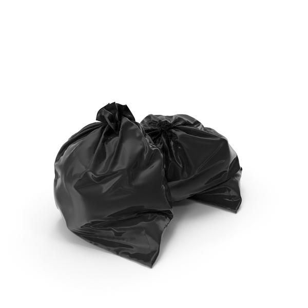 Garbage Bag: 2 Trashbags PNG & PSD Images