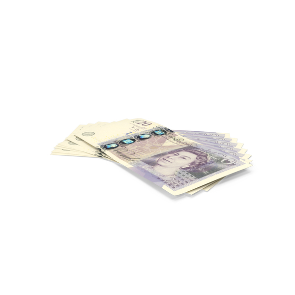 20 Pound Note PNG & PSD Images