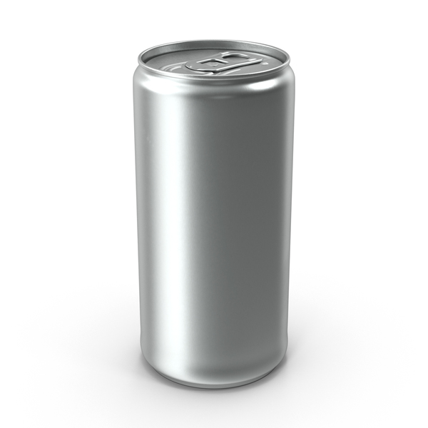 200ml Beverage Can PNG & PSD Images