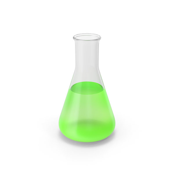 250 ml Erlenmeyer  Flask PNG & PSD Images