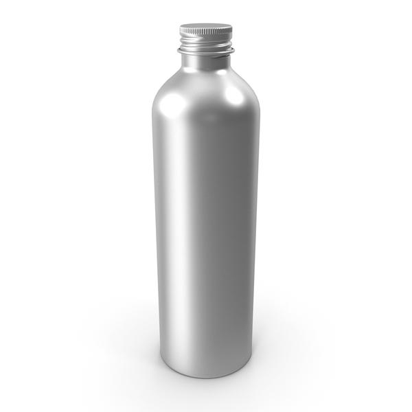 250ml Aluminum Bottle PNG & PSD Images