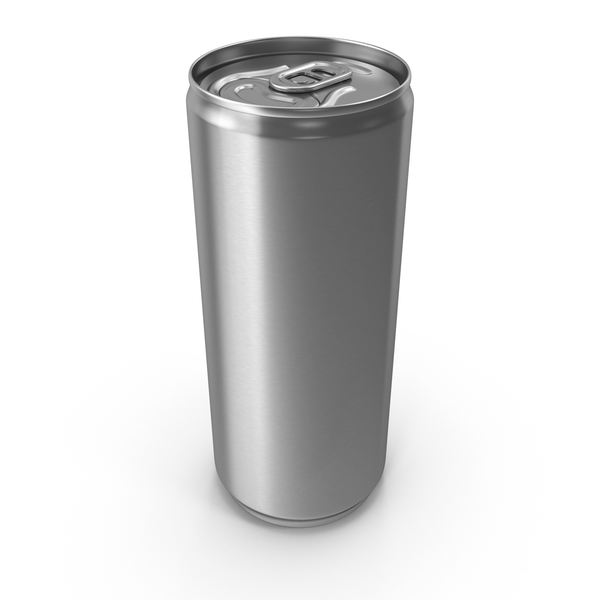 250ml Aluminum Can PNG & PSD Images