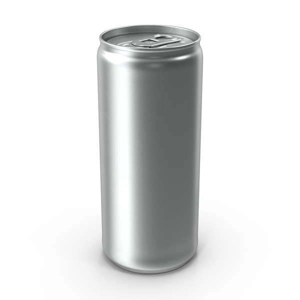 Aluminum: 300ml Beverage Can PNG & PSD Images