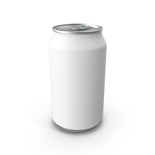 330ml Soda Can Mockup PNG & PSD Images