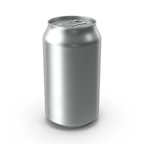 Aluminum: 355ml Beverage Can PNG & PSD Images