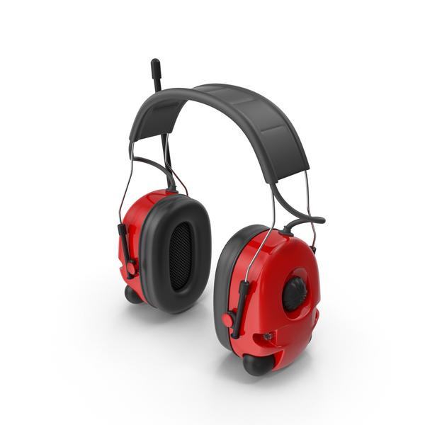 3M Peltor Alert Headset PNG & PSD Images