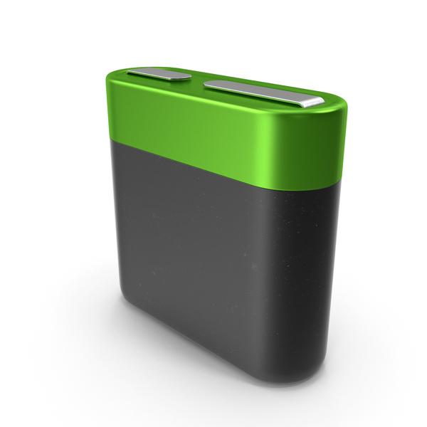 4-5 Volt Battery Generic PNG & PSD Images