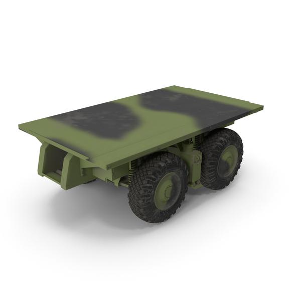 4 Axle Platform Camo PNG & PSD Images