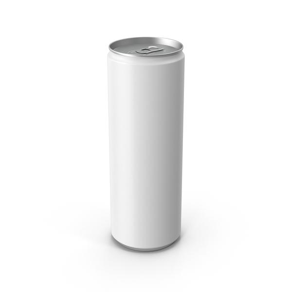473ml Soda Can Mockup Object