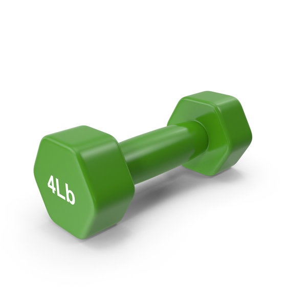 4lb Dumbbell PNG & PSD Images