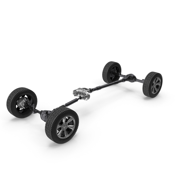 4x4 Chassis PNG & PSD Images