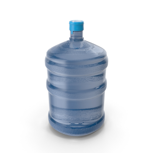 5 Gallon Water Bottle PNG & PSD Images