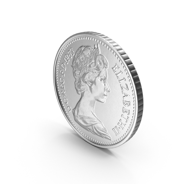 5p Coin: 5 Pence PNG & PSD Images
