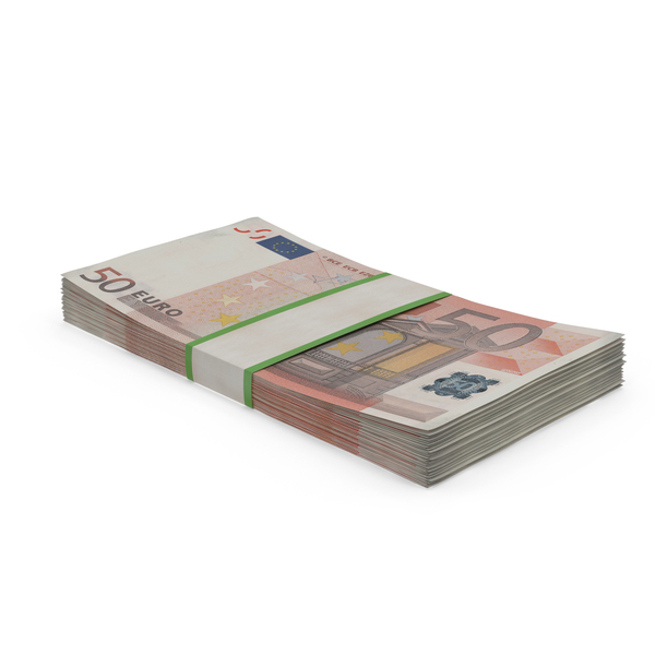 Banknote: 50 Euro bill PNG & PSD Images