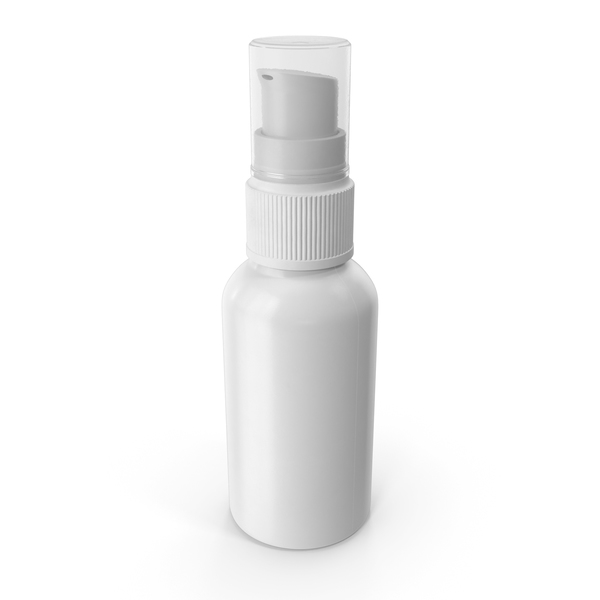 50ml Lotion Pump Bottle PNG & PSD Images