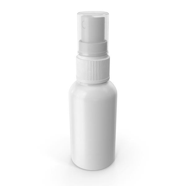 50ml Pump Spray Bottle PNG & PSD Images