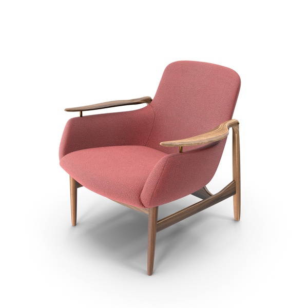 Lounge Room: 53 Chair by Finn Juhl PNG & PSD Images