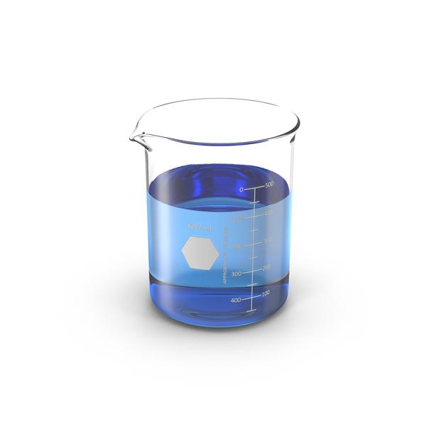 600 mL Beaker Object