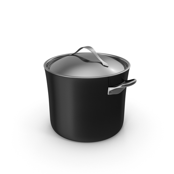 Pot: 8 Qt. Stockpot PNG & PSD Images