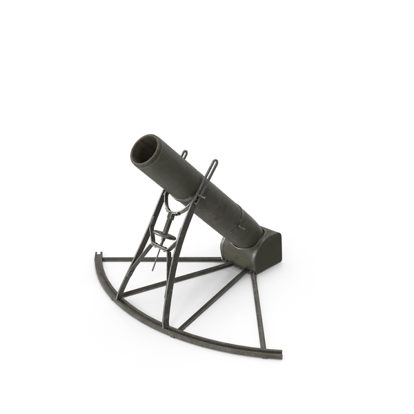 94 Infantry Mortar Object