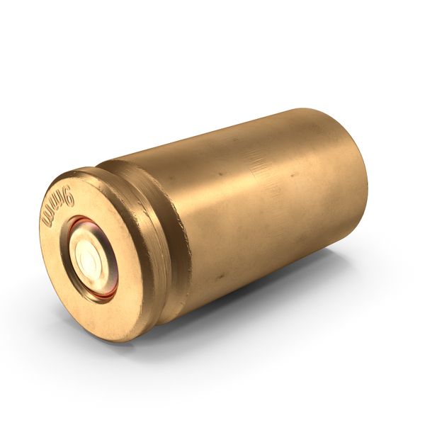 9mm Cartridge PNG & PSD Images