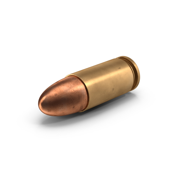 Bullet: 9mm Cartridge PNG & PSD Images