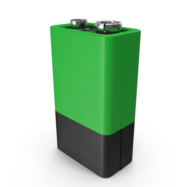 9 Volt Battery: 9V Batteries PNG & PSD Images