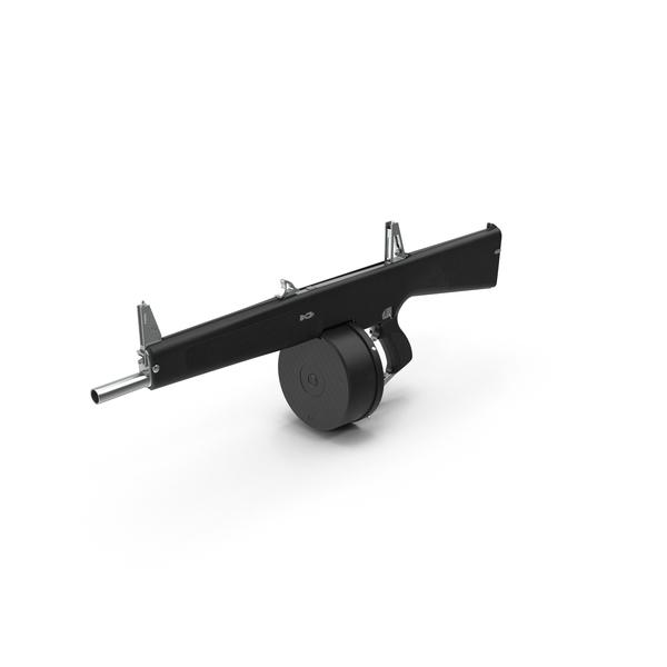 AA-12 Shotgun PNG & PSD Images