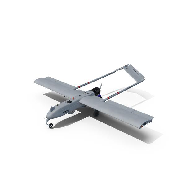 AAI RQ 7 Shadow UAV PNG & PSD Images