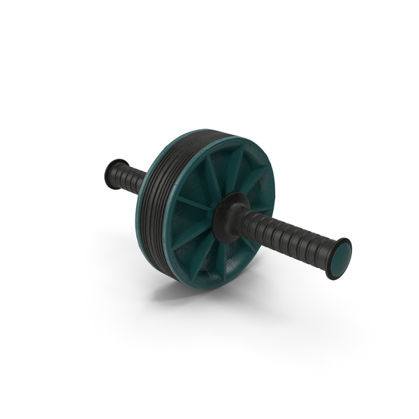 Ab Wheel Green 2021 PNG & PSD Images