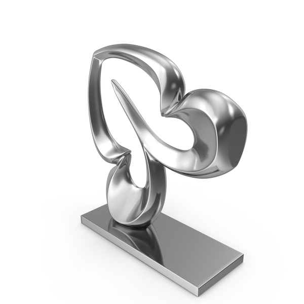 Abstract Figure Steel PNG & PSD Images