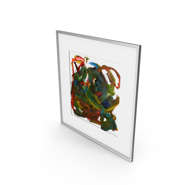 Abstract Painting PNG & PSD Images