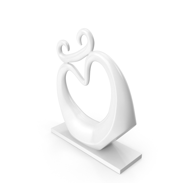 Abstract Statuette PNG & PSD Images
