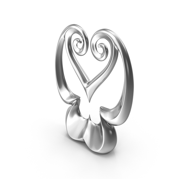 Abstract Steel Figure PNG & PSD Images