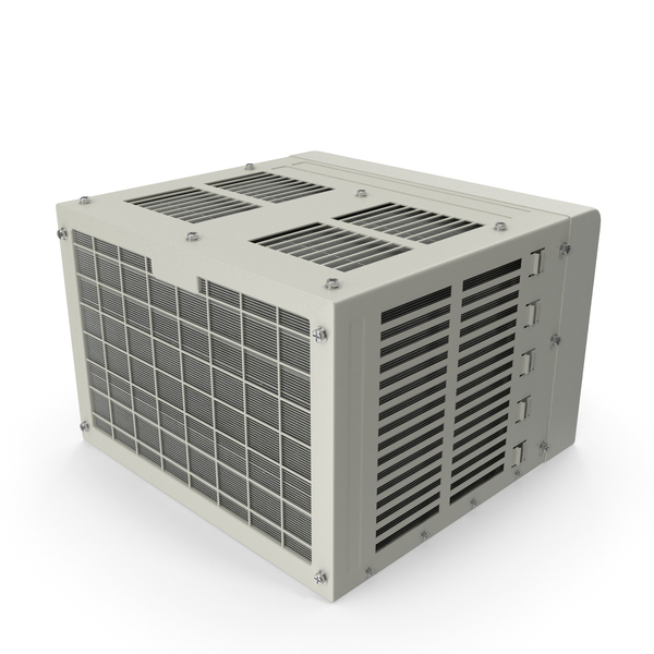 AC Windows Unit PNG & PSD Images
