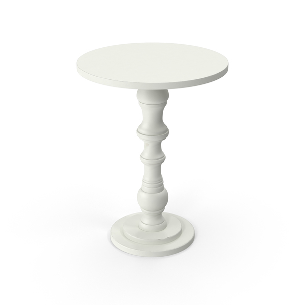 End: Accent Table PNG & PSD Images