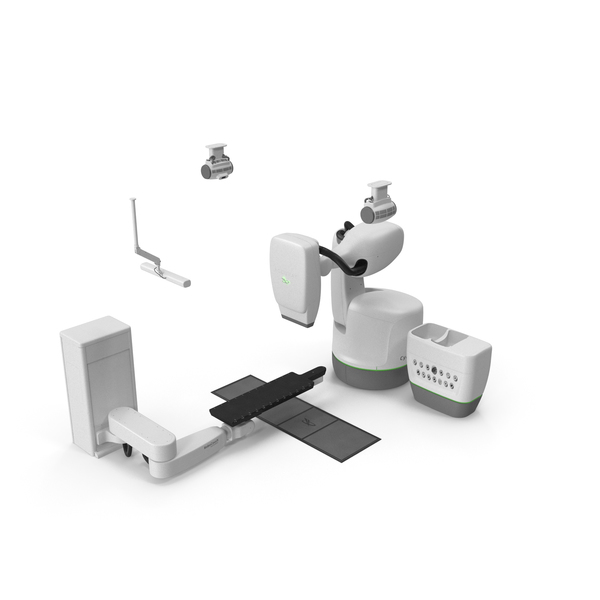 Accuray CyberKnife System PNG & PSD Images