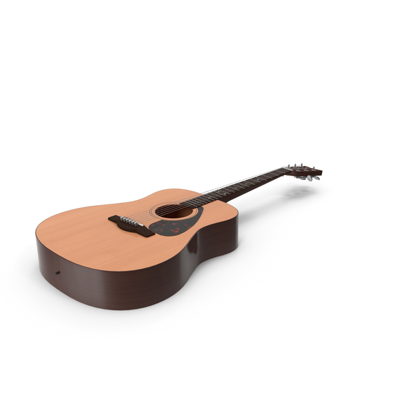 Acoustic Guitar PNG & PSD Images