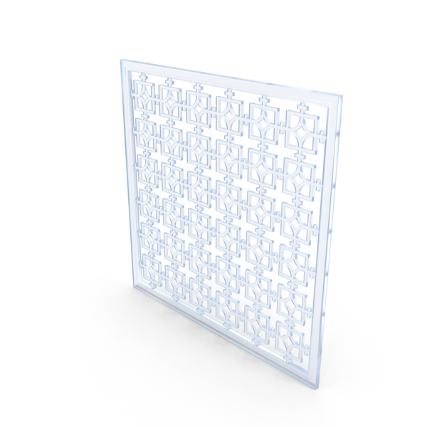 Acrylic Decor Panel PNG & PSD Images