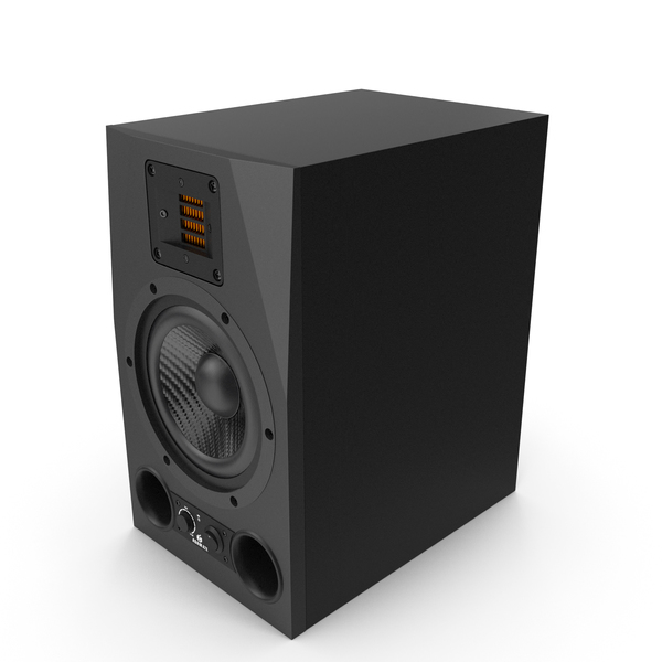 Adam Audio A7X Speakers PNG & PSD Images