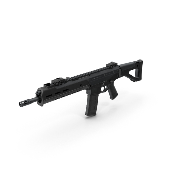 Adaptive Combat Rifle Carbine PNG & PSD Images
