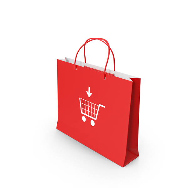 Add To Cart Bag PNG & PSD Images