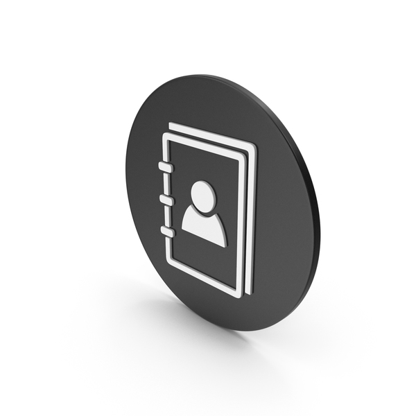 Computer: Address Book Icon PNG & PSD Images