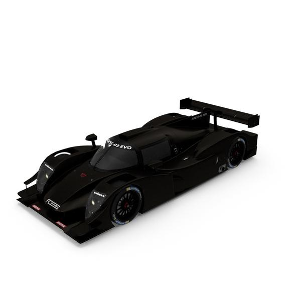 ADESS-03 LMP3 Racecar PNG & PSD Images
