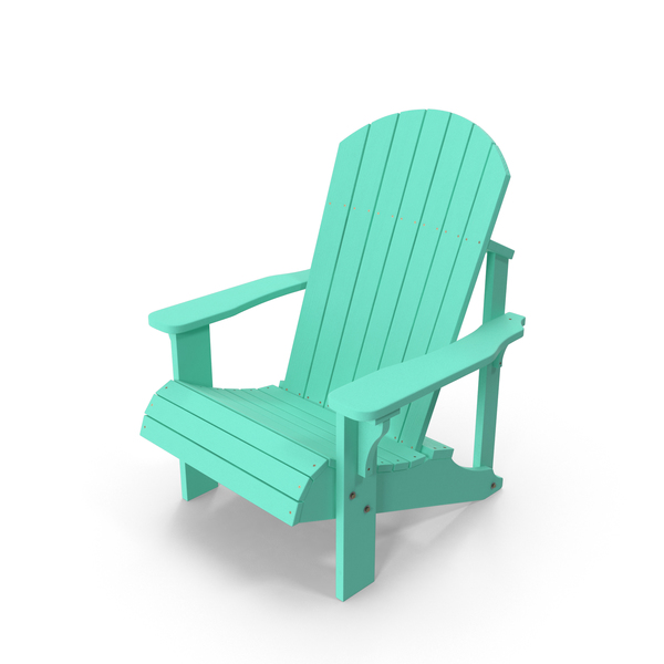 Outdoor: Adirondack Chair PNG & PSD Images
