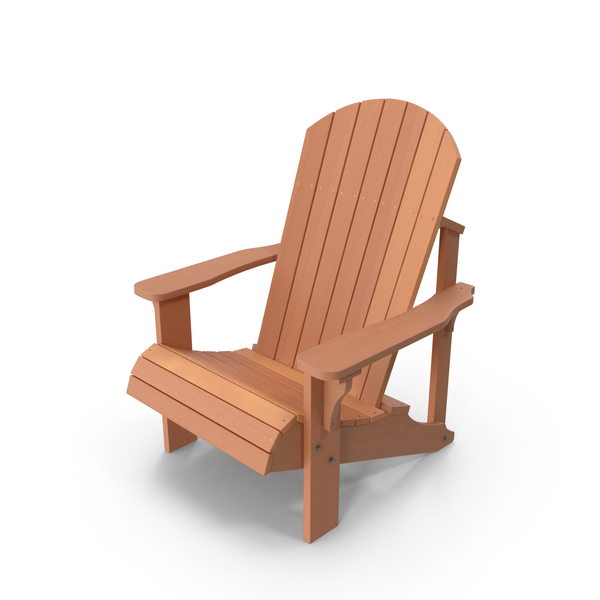 Adirondack Chair PNG & PSD Images