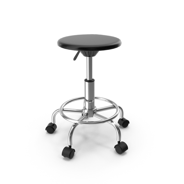 Adjustable Drafting Stool PNG & PSD Images
