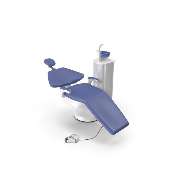 Adjustable Medical Dental Chair PNG & PSD Images