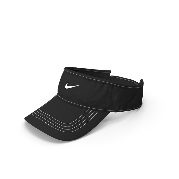 Adjustable Sun Visor Cap Nike PNG & PSD Images